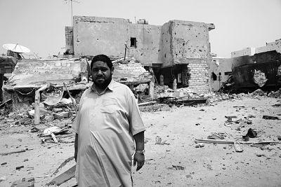 مصراتة، ليبيا 2011 (الصورة لـ  mojomogwai, flickr, CC BY-NC-ND 2.0)