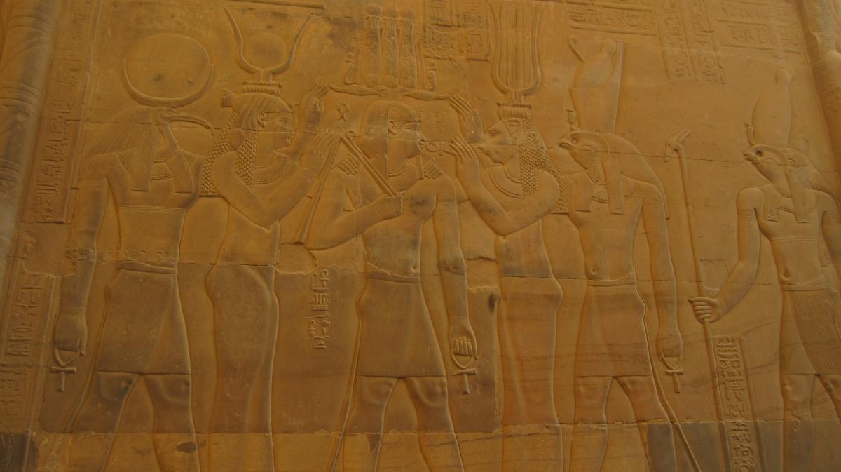 الجنسانية / الجنس في مصر الفرعونية