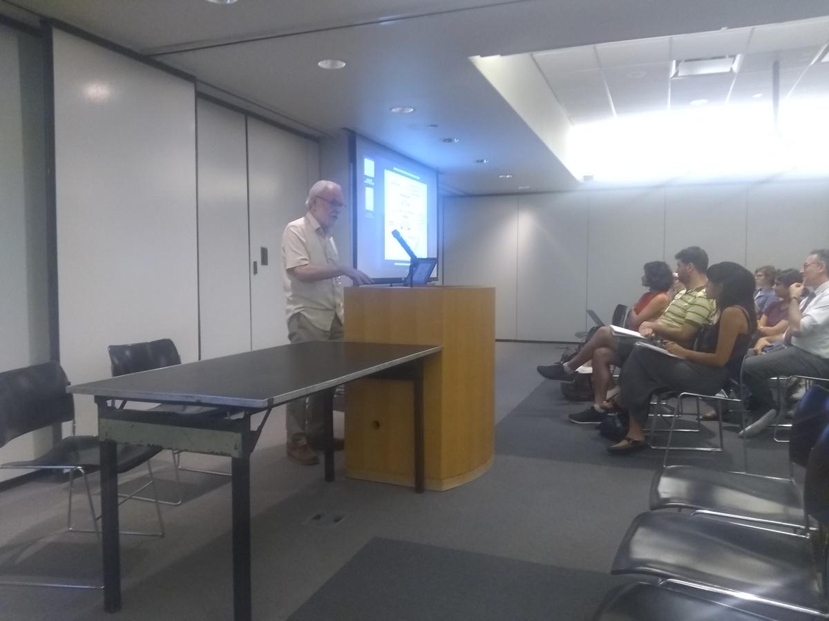 محاضرات ديفيد هارفي: نمو الموت وجنون العقل الاقتصادي - 1